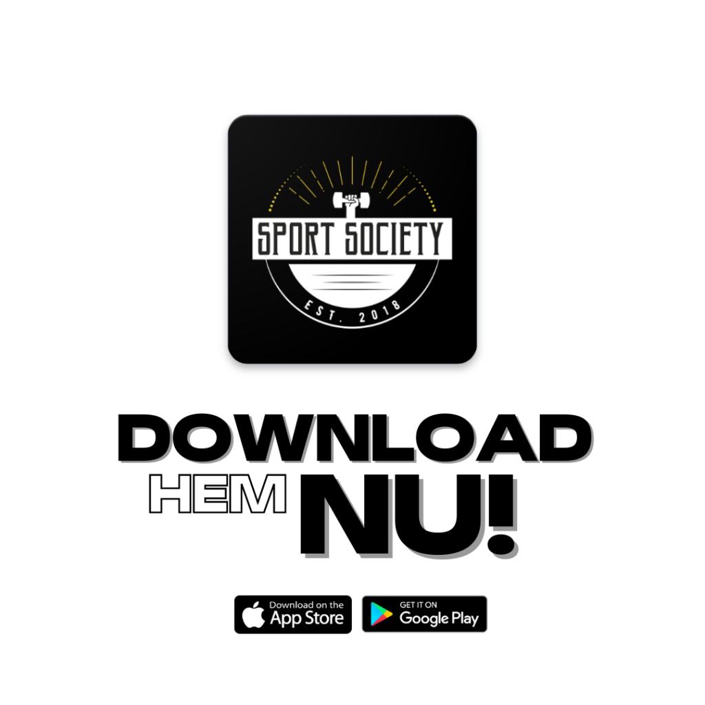 Sport Society App